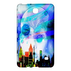 Dirty Dirt Spot Man Doll View Samsung Galaxy Tab 4 (7 ) Hardshell Case