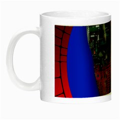 Display Dummy Binary Board Digital Night Luminous Mugs