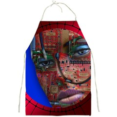 Display Dummy Binary Board Digital Full Print Aprons