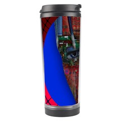 Display Dummy Binary Board Digital Travel Tumbler