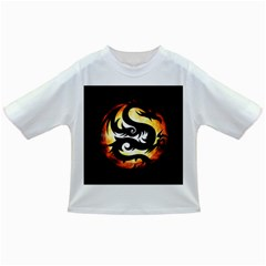 Dragon Fire Monster Creature Infant/Toddler T-Shirts