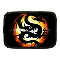 Dragon Fire Monster Creature Netbook Case (Medium)