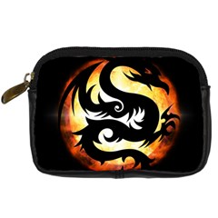 Dragon Fire Monster Creature Digital Camera Cases