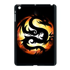 Dragon Fire Monster Creature Apple iPad Mini Case (Black)