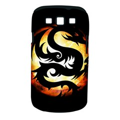 Dragon Fire Monster Creature Samsung Galaxy S III Classic Hardshell Case (PC+Silicone)