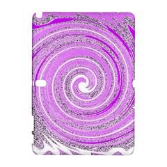 Digital Purple Party Pattern Galaxy Note 1