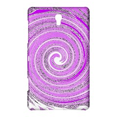 Digital Purple Party Pattern Samsung Galaxy Tab S (8 4 ) Hardshell Case