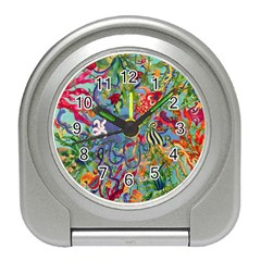 Dubai Abstract Art Travel Alarm Clocks