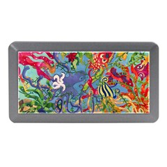 Dubai Abstract Art Memory Card Reader (Mini)