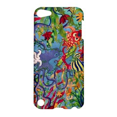 Dubai Abstract Art Apple iPod Touch 5 Hardshell Case