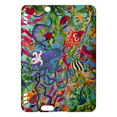 Dubai Abstract Art Kindle Fire Hdx Hardshell Case