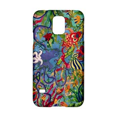 Dubai Abstract Art Samsung Galaxy S5 Hardshell Case