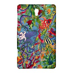 Dubai Abstract Art Samsung Galaxy Tab S (8 4 ) Hardshell Case