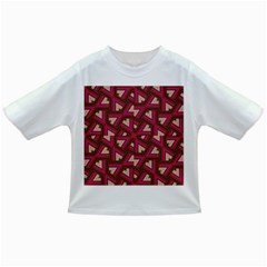Digital Raspberry Pink Colorful Infant/toddler T Shirts