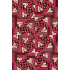 Digital Raspberry Pink Colorful 5.5  x 8.5  Notebooks