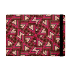 Digital Raspberry Pink Colorful Apple iPad Mini Flip Case