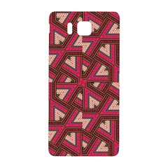 Digital Raspberry Pink Colorful Samsung Galaxy Alpha Hardshell Back Case