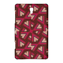 Digital Raspberry Pink Colorful Samsung Galaxy Tab S (8 4 ) Hardshell Case