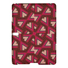 Digital Raspberry Pink Colorful Samsung Galaxy Tab S (10 5 ) Hardshell Case