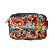 Dragons China Thailand Ornament Coin Purse