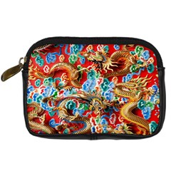 Dragons China Thailand Ornament Digital Camera Cases
