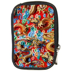 Dragons China Thailand Ornament Compact Camera Cases