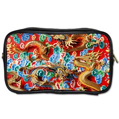 Dragons China Thailand Ornament Toiletries Bags 2-Side