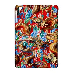 Dragons China Thailand Ornament Apple iPad Mini Hardshell Case (Compatible with Smart Cover)