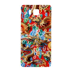 Dragons China Thailand Ornament Samsung Galaxy Alpha Hardshell Back Case