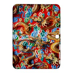 Dragons China Thailand Ornament Samsung Galaxy Tab 4 (10 1 ) Hardshell Case