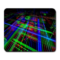 Electronics Board Computer Trace Large Mousepads