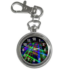 Electronics Board Computer Trace Key Chain Watches