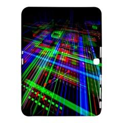Electronics Board Computer Trace Samsung Galaxy Tab 4 (10 1 ) Hardshell Case