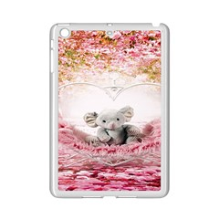 Elephant Heart Plush Vertical Toy Ipad Mini 2 Enamel Coated Cases