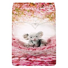 Elephant Heart Plush Vertical Toy Flap Covers (s)