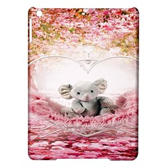 Elephant Heart Plush Vertical Toy Ipad Air Hardshell Cases