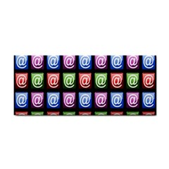 Email At Internet Computer Web Cosmetic Storage Cases