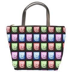 Email At Internet Computer Web Bucket Bags