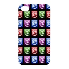 Email At Internet Computer Web Apple iPhone 4/4S Hardshell Case