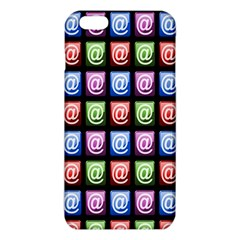 Email At Internet Computer Web Iphone 6 Plus/6s Plus Tpu Case