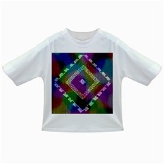Embroidered Fabric Pattern Infant/Toddler T-Shirts