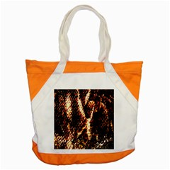 Fabric Yikes Texture Accent Tote Bag