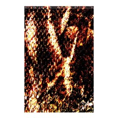 Fabric Yikes Texture Shower Curtain 48  x 72  (Small)