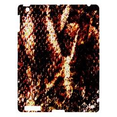 Fabric Yikes Texture Apple Ipad 3/4 Hardshell Case