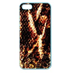 Fabric Yikes Texture Apple Seamless iPhone 5 Case (Color)