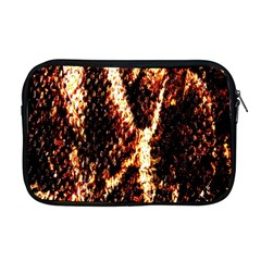 Fabric Yikes Texture Apple MacBook Pro 17  Zipper Case