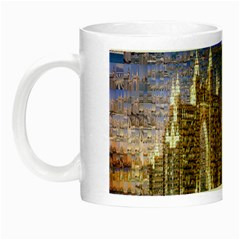 Dubai Night Luminous Mugs