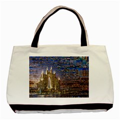 Dubai Basic Tote Bag (Two Sides)