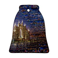 Dubai Bell Ornament (Two Sides)