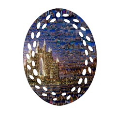 Dubai Ornament (Oval Filigree)